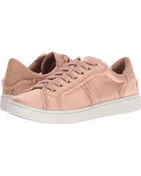 3661a1f03b3 UGG Women's Share This Product Alix Spill Seam Sneaker in Pink - Lyst