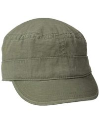 66132793 Timberland Klemp Cadet Hat in Black for Men - Lyst