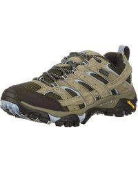 Merrell - Moab 2 Waterproof Hiking Shoe - Lyst