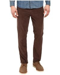 Rip Curl Riggs Tailored Fit Pant - Brown