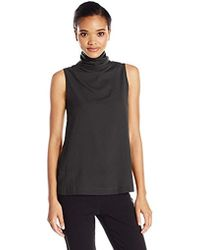 French Connection - Polly Plains T Neck - Lyst