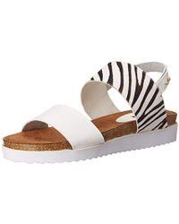 N.y.l.a. - Mollie Platform Sandal - Lyst