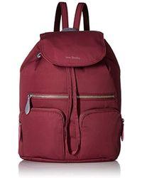 Vera Bradley - Midtown Cargo Backpack - Lyst