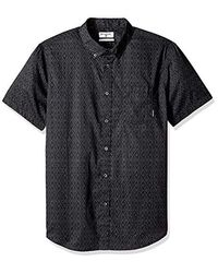 Billabong Sundays Mini Short Sleeve Shirt - Black