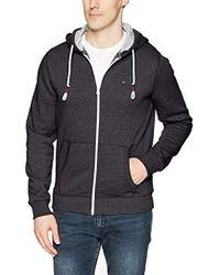 Tommy Hilfiger - Hoodie Full Zip Up Sweatshirt - Lyst