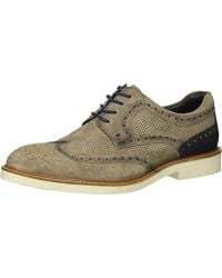 Kenneth Cole - Shaw Lace Up Oxford - Lyst