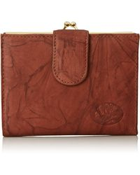 Buxton - Heiress Double Cardex Wallet - Lyst