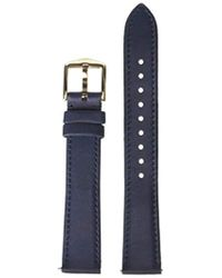 Fossil - 16mm Leather Watch Band - Lyst