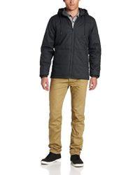 Tavik - Rox Lined Wind Breaker Jacket - Lyst