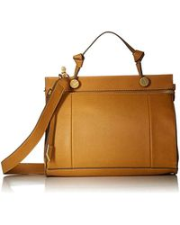 Foley + Corinna - Slumber Nights Small Dione Satchel - Lyst