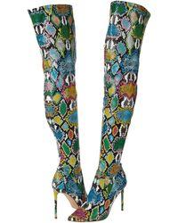 Steve Madden Viktory Fashion Boot - Black