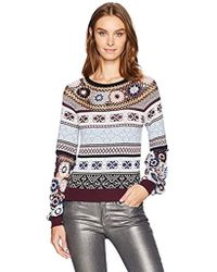 Parker - Brie Knit Sweater - Lyst