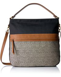 Fossil Corey Hobo-neutral Multi - Multicolor