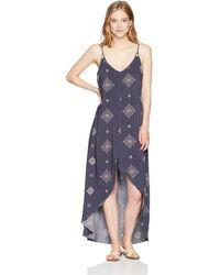 O'neill Sportswear Joslyn Maxi Dress - Blue