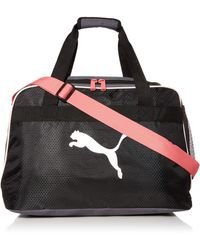 PUMA Duffel Bag - Black