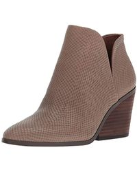 Lucky Brand - Lezzlee Ankle Boot - Lyst