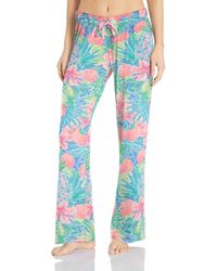 Lilly Pulitzer Pj Knit Pant - Blue