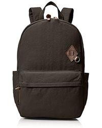 Alternative Apparel Basic Cotton Computer Backpack - Multicolor