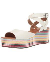 fb057f98d65 Ginny Espadrille Wedge Sandal - Multicolor