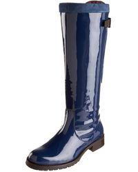 Studio Pollini Sa26231g0qsf270a Boot,navy,42 Eu - Blue