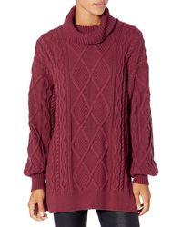 The Drop Jersey para Mujer - Rojo