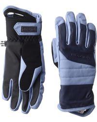 Volcom Tonic Waterproof Snow Glove - Blue