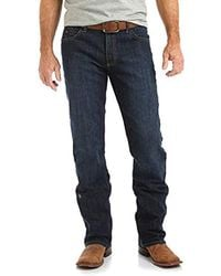 Wrangler 20x Competition Active Flex Slim Fit Jean - Blue