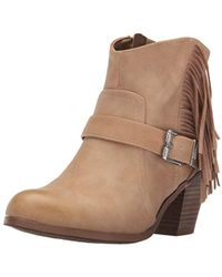 Circus by Sam Edelman - Leah Ankle Bootie - Lyst