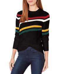 Pendleton Glacier Merino-wool Sweater - Black
