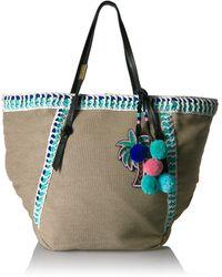 Foley + Corinna Beach Tote - Multicolor