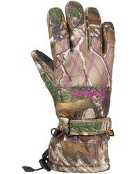 Carhartt Camo Gauntlet Glove - Multicolor