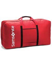 Samsonite Tote-a-ton 32.5 Inch Duffel - Red