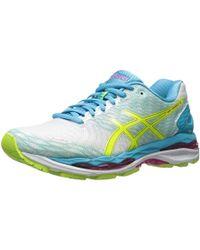 Asics - Gel-nimbus 18 Running Shoe - Lyst
