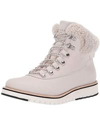 57a6167635e Cole Haan Zerogrand Explorer Hiker Waterproof Hiking Boot in White ...