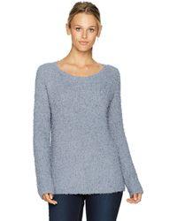 BB Dakota - Shyla Eyelash Fuzzy Pullover Sweater - Lyst