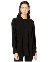 Norma Kamali Boyfriend Nk Shirt - Black