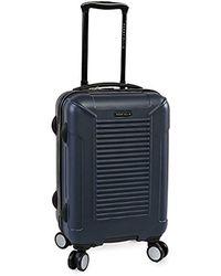 Perry Ellis - Nova Hardside Spinner Carry On Luggage - Lyst