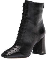 Sam Edelman Carney Fashion Boot Black 6 Medium