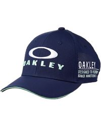 Oakley Golf Hat Chapeau - Bleu