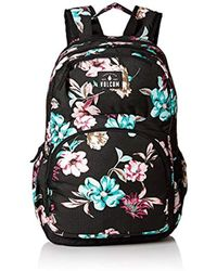 cfb7da7250 Lyst - Vera Bradley Preppy Poly Large Backpack in Brown - Save 2%