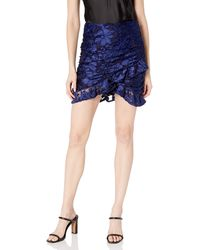 House of Harlow 1960 Skirt - Blue