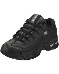 Skechers - Sport Energy Sneaker,black,5 M Us - Lyst