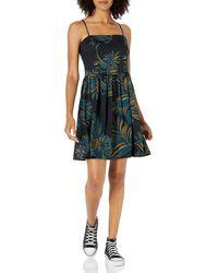 Goodthreads Georgette Smock-Back Cami Mini Dress Dresses - Nero