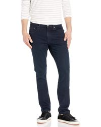 Amazon Essentials - , -Stretchjeans, Skinny-Fit, Blue Overdyed, W33/L30 - Lyst