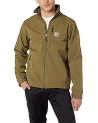 Carhartt Crowley Jacket (regular And Big & Tall Sizes) - Green