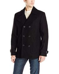 7 For All Mankind - Peacoat - Lyst
