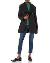 Lark & Ro Single Button Jacket - Black