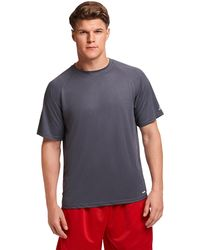 Russell Athletic Dri-power Performance Mesh T-shirt - Multicolor