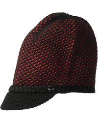 Calvin Klein - Honeycomb Cabbie Hat - Lyst