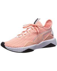 f1d9f96b287 Lyst - PUMA Aquifer Women s Defy Sneakers